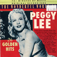 Peggy Lee - The Wonderful World Of Peggy Lee