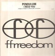 Pendulum - I Need You