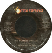 Penny Ford - Uh, Oh, I Made A Mistake