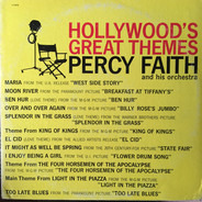Percy Faith & His Orchestra - Hollywood's Great Themes