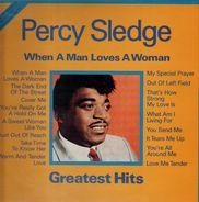 Percy Sledge - When A Man Loves A Woman - Greatest Hits