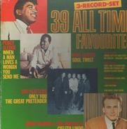 Percy Sledge, King Curtis, The Platters a.o. - 39 All Time Favourites