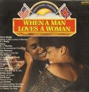 Percy Sledge, The Drifters, Joe Brown a.o. - When A Man Loves A Woman