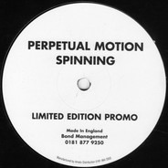 Perpetual Motion - Spinning
