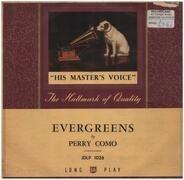 Perry Como - Evergreens