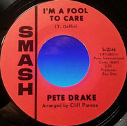 Pete Drake - I'm A Fool To Care