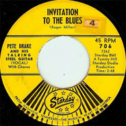 Pete Drake - Invitation To The Blues