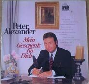 Peter Alexander - Mein Geschenk Für Dich