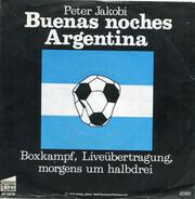 Peter Jakobi - Buenas Noches Argentina