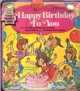 Peter Pan Players - Happy Birthday To You