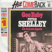 Peter Shelley - Gee Baby