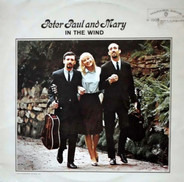 Peter, Paul And Mary, Peter, Paul & Mary - In the Wind