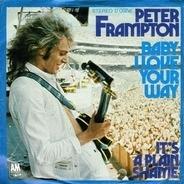 Peter Frampton - Baby I Love Your Way