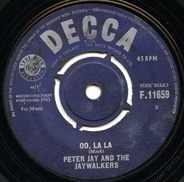 Peter Jay And The Jaywalkers - Poet And Peasant