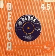 Peter Jay And The Jaywalkers - You Girl / If You Love Me