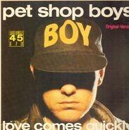 Pet Shop Boys - Love Comes Quickly