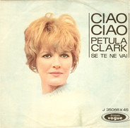 Petula Clark - Ciao Ciao