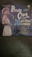 Petula Clark - 20 All time Greatest