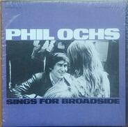 Phil Ochs - Sings for Broadside