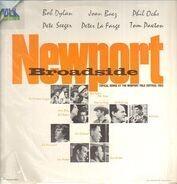 Phil Ochs, Joan Baez, Jim Garland, Bob Dylan a.o. - Newport Broadside