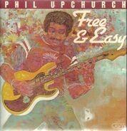 Phil Upchurch - Free & Easy