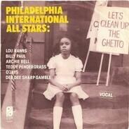 Philadelphia International All Stars / MFSB - Let's Clean Up The Ghetto / Instrumental