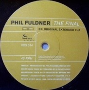 Phil Fuldner - The Final (The Captain Future Theme)