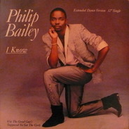 Philip Bailey - I Know