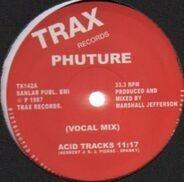 Phuture - Acid Tracks