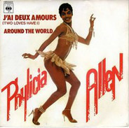 Phylicia Allen - J'ai Deux Amours (Two Loves Have I) / Around The World