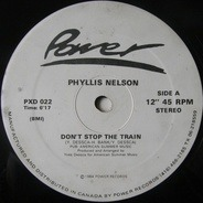 Phyllis Nelson - Don't Stop The Train