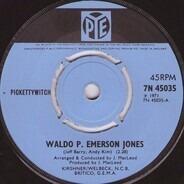 Pickettywitch - Waldo P. Emerson Jones