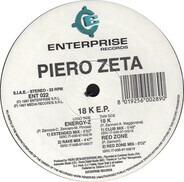 Piero Zeta - 18 K E.P.