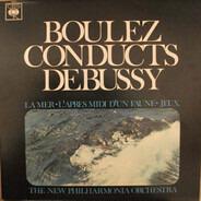 Pierre Boulez Conducts Claude Debussy - La Mer - L'Après Midi D'un Faune - Jeux