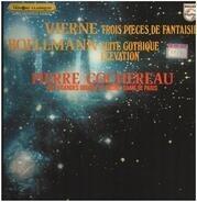 Pierre Cochereau , Louis Vierne , Léon Boëllmann - Vierne: Trois Pieces De Fantasie / Boellmann: Suite Gothique / Elevation - Pierre Cochereau Aux Gra