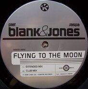 Piet Blank & Jaspa Jones - Flying to the Moon