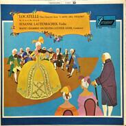 Locatelli - Lautenbacher & Mainzer Kammerorch. (G. Kehr) - Concerto No. 11 in A / No. 12 in D