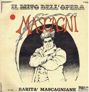 Pietro Mascagni - Rarità Mascagniane