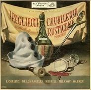 Mascagni, Leoncavallo ; RCA Victor Symphony Orchestra - Cavalleria Rusticana / I Pagliacci (Highlights)