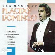 Placido Domingo - The Magic Of Placido Domingo