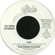 Platinum Blonde - Fire