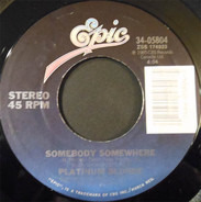 Platinum Blonde - Somebody Somewhere