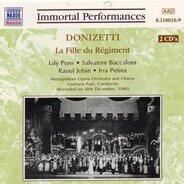 Donizetti - La Fille du Régiment (Pons, Baccaloni, Jobin)