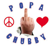 Popa Chubby - Peace, Love & Respect