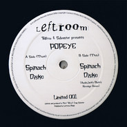 Popeye - Spinach Disko