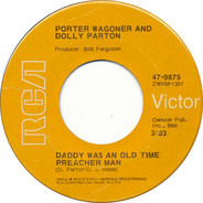 Porter Wagoner And Dolly Parton - Daddy Was An Old Time Preacher Man