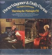 Porter Wagoner And Dolly Parton - The Right Combination Burning The Midnight Oil