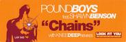 Pound Boys Feat. Shawn Benson - Chains