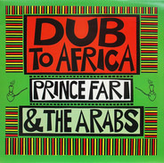 Prince Far I & The Arabs - DUB TO AFRICA