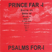Prince Far I - Psalms For-I